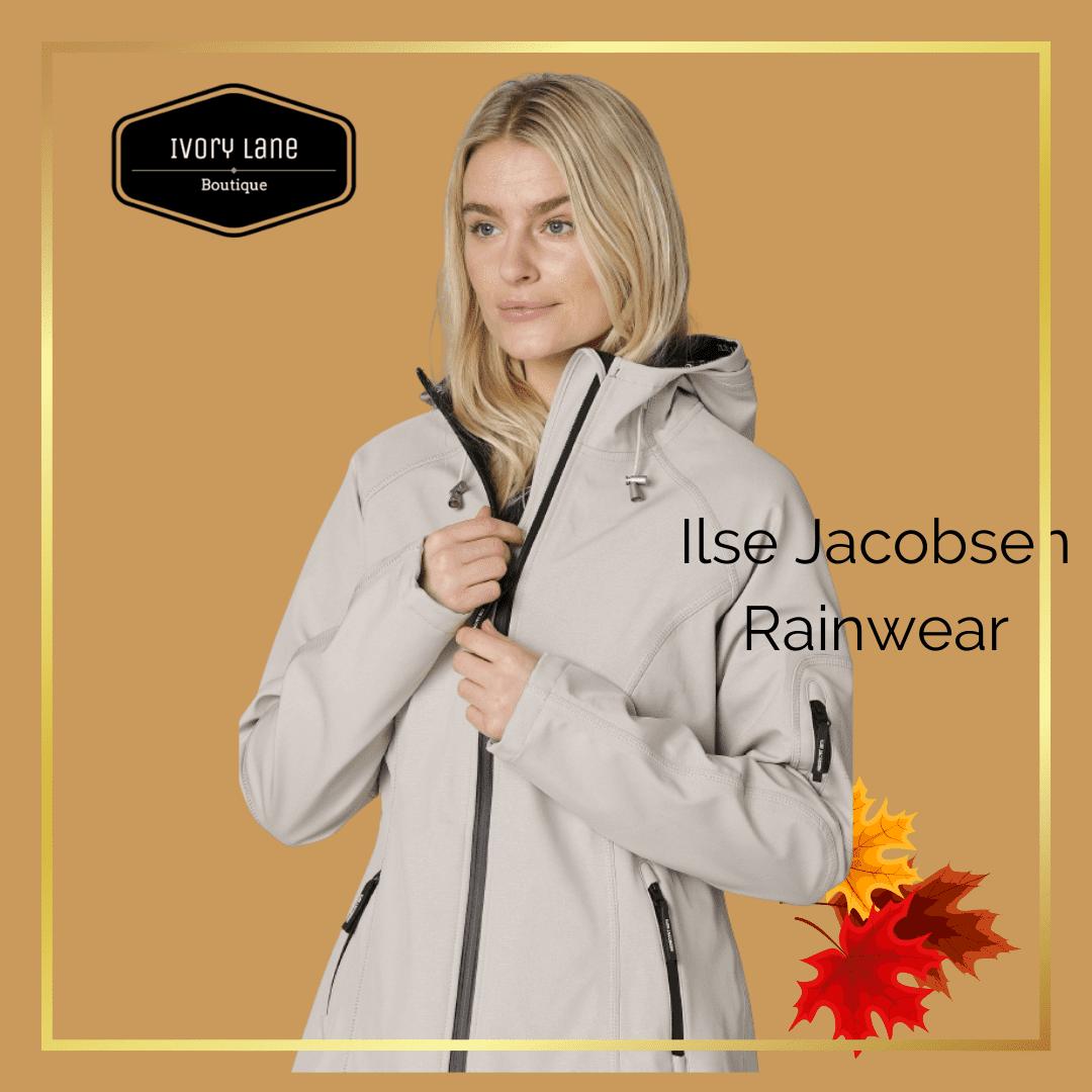 Ilse Jacobsen Rainwear