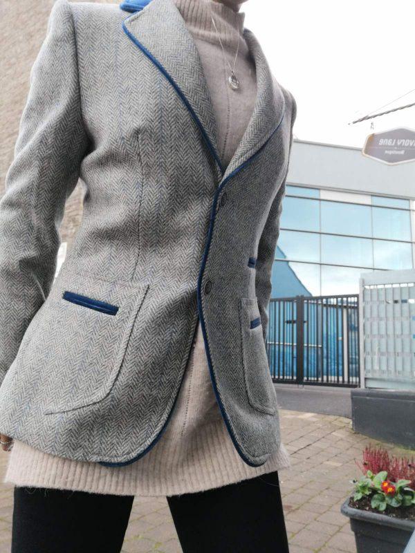 Bariloche Peniche Grey Jacket