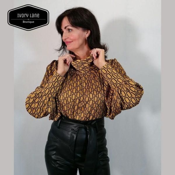 Access Fashion Chain Blouse