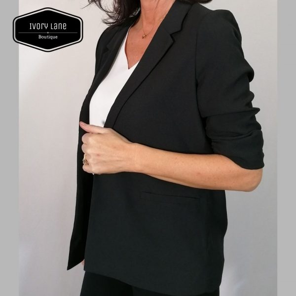 Soaked in luxuryShirley Blazer Black