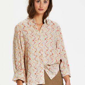 Soaked In Luxury Elin Shirt 3/4