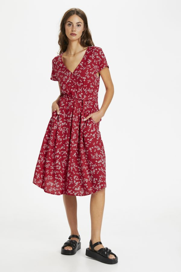 Soaked In Luxury Haiku Dress
