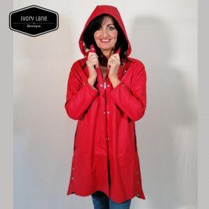 Ilse Jacobsen Rain 71 Red