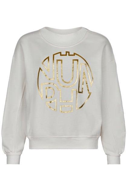 Numph Nubobbie Sweatshirt Prestine