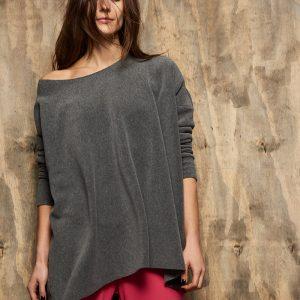 Henriette Steffensen Sweater in Rock