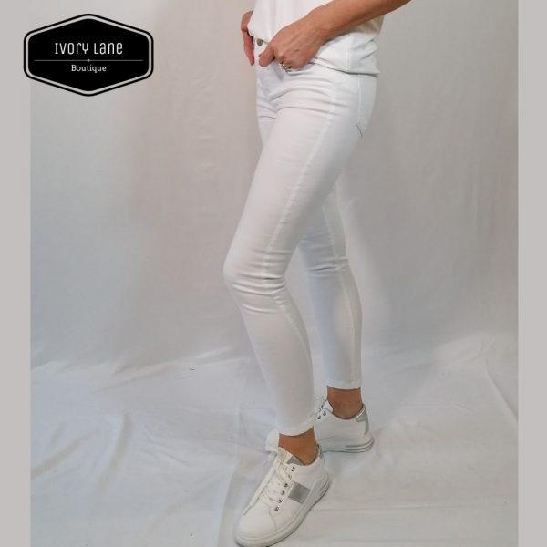 Bariloche Uganda Jeans White