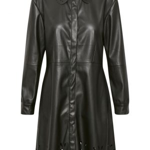 Soaked in Luxury Malene Black Dress