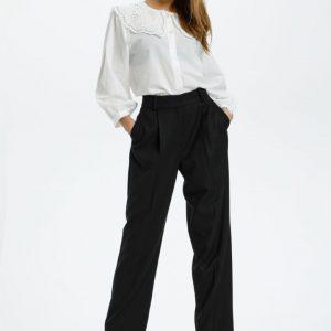 Soaked in Luxury Janara Black Pants