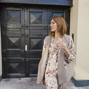 Soaked in Luxury Kimaya Dress Floral Expression