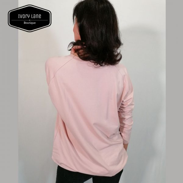 Chalk Robyn Pink Fabulous Top