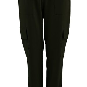 A-View Aggie Cargo Pants in Black