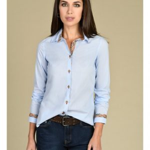 Bariloche Argel Blue Shirt