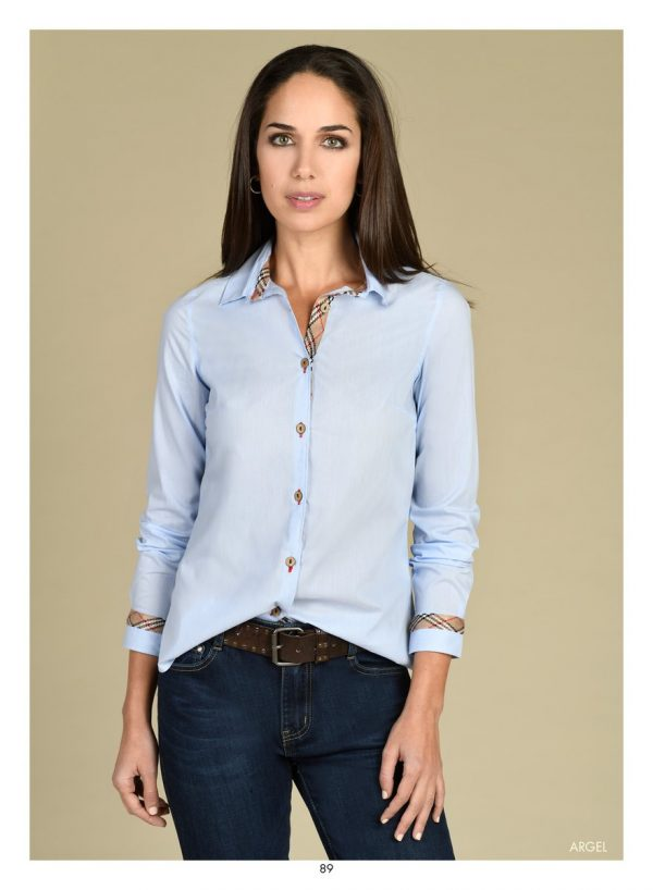 Bariloche Argel Blue Shirt