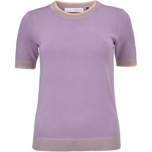 Pieszak Bea SS Knit Pale Purple