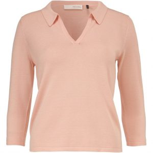 Pieszak Bea Polo Knit Pastel Rose