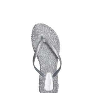 Ilse Jacobsen CHEERFUL FLIP FLOP SILVER