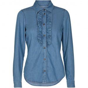 Catrina Frill Denim Shirt Wash Exclusive Indigo Shirts Blouses C233864 51 Denim Blue 1024x1024 300x300