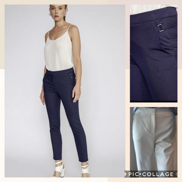 Perspective Clothing Adair Pants in Ecru