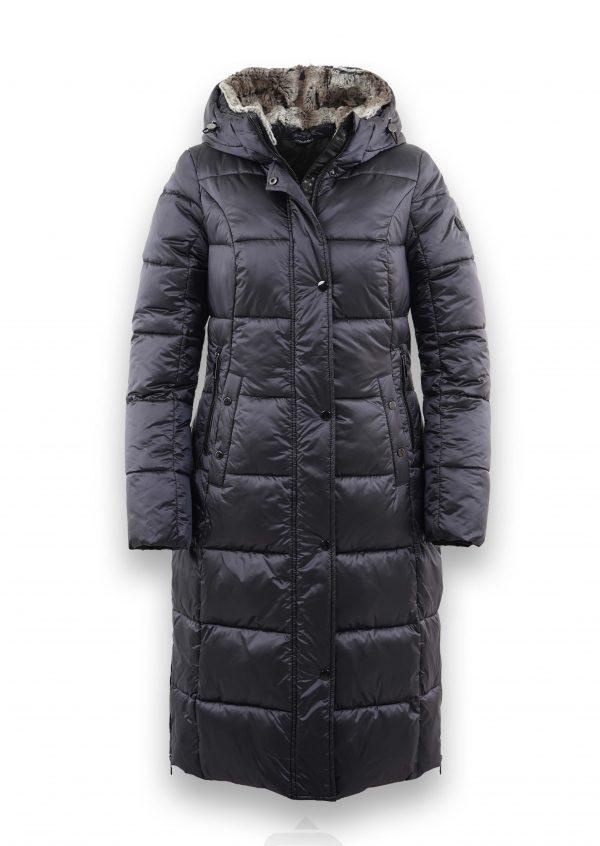 District Bling coat Navy