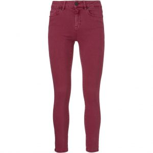 Pieszak Diva Cropped Cherry Red