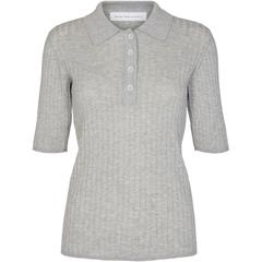 Pieszak Dorothy Sustain Polo in Grey Melange