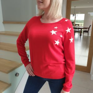 Sud Express Red Mebbiolo Sweater