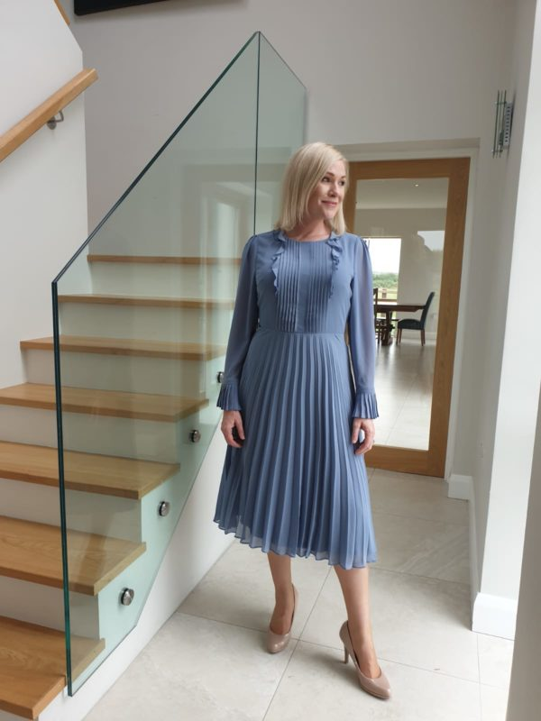 Perspective Britton Elbise Dress