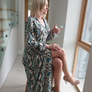 Perspective Adsila Dress