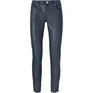 Pieszak Ankle Metallic Phyton Ultra Navy Jeans