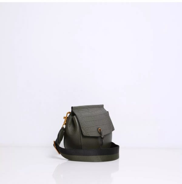 Smaak Quinn Army Green Bag