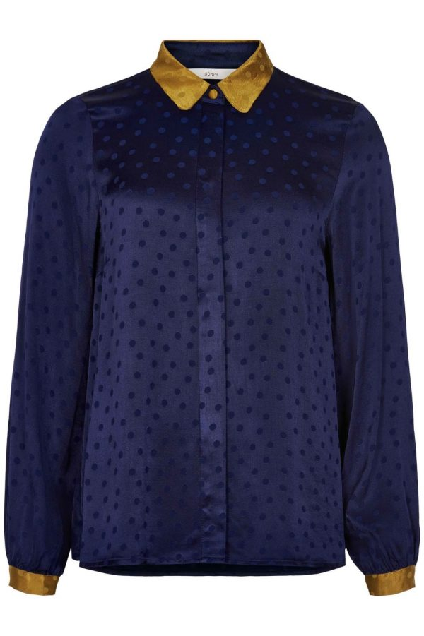 Numph Nubriallen Shirt Moonlit