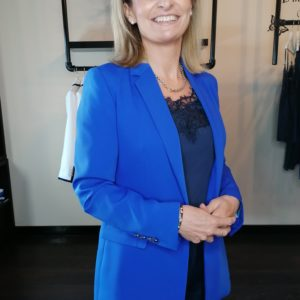 Bariloche Manises Royal Blue Jacket