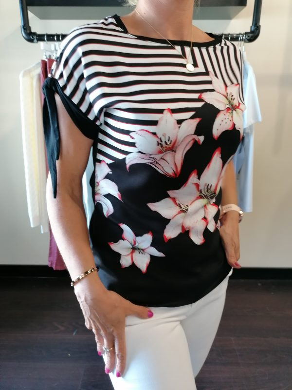 Tinta Style Magnolia Black