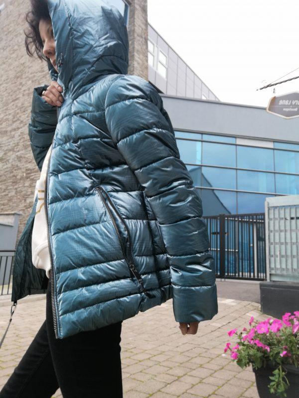Districk Jacket Bandana Check
