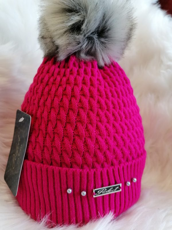 Perfect Hats in Hot Pink