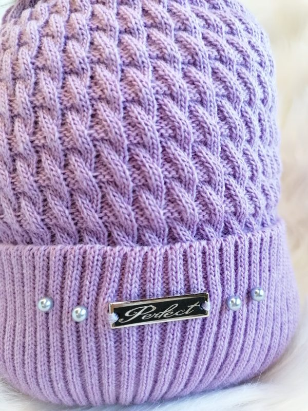 Perfect Hats in Purple