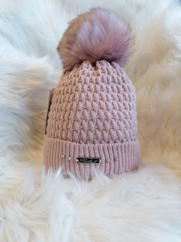 Perfect Hats in Baby Pink