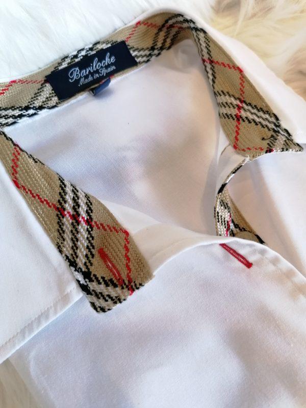 Bariloche Argel White Shirt