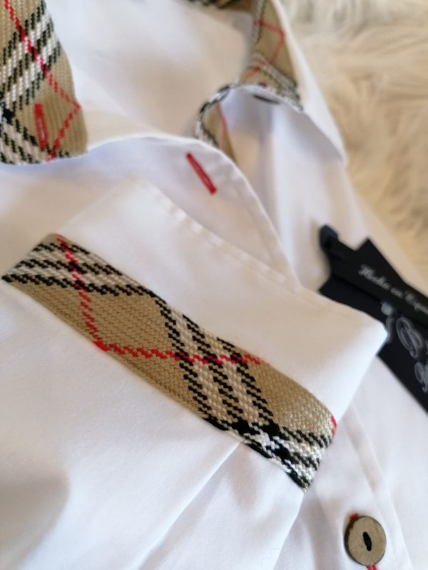 Bariloche Argel White Shirt