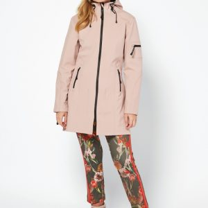 Ilse Jacobsen Raincoat Rain 7 Adobe Rose