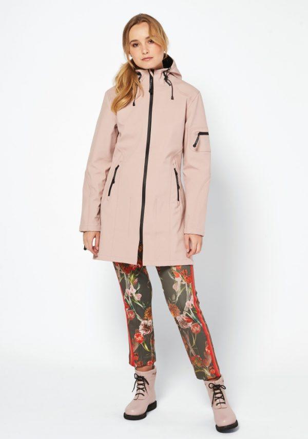 Ilse Jacobsen Raincoat Rain 7 Adobe Rose