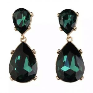 Kirsti Double drop Earrings betty and biddy