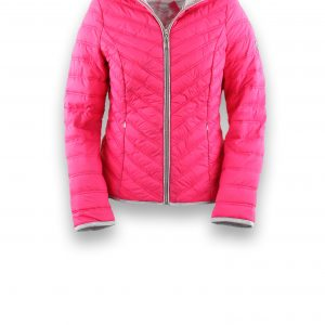 District Chelsea Jacket Bright Fuschia