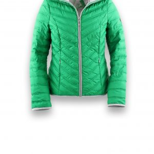 District Chelsea Jellybean Green Jacket