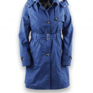 District Amai Jacket In Ozon Blue