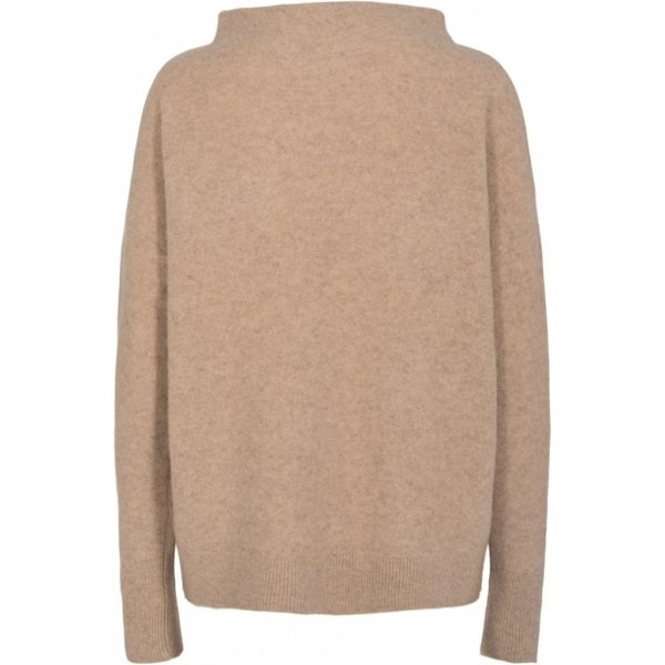 Pieszak Lauren Funnel O-Neck Knit