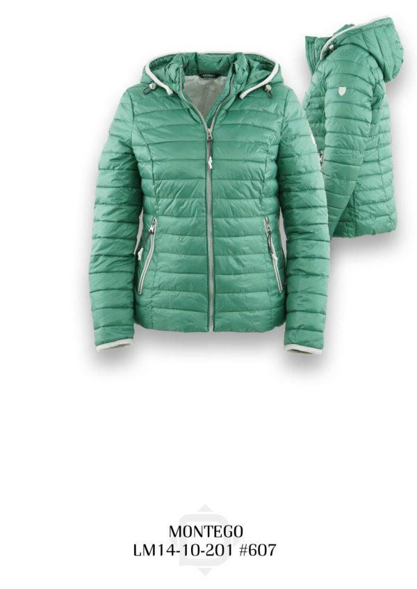 District Montego Jacket Emerald