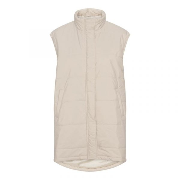 A View Michel Puffer Vest Sand