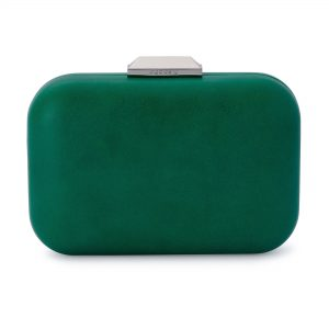 Olga Berg Green Kinslee Simple Rounded Pod