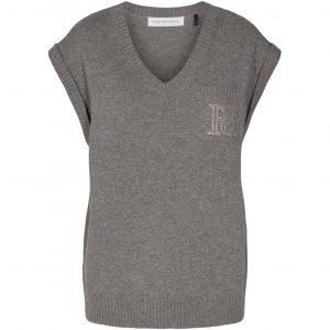 Paula Oversize Slipover Knitwear C233840 81 Grey Melange 1024x1024 300x300